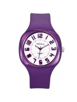 Montre enfant Tekday violette