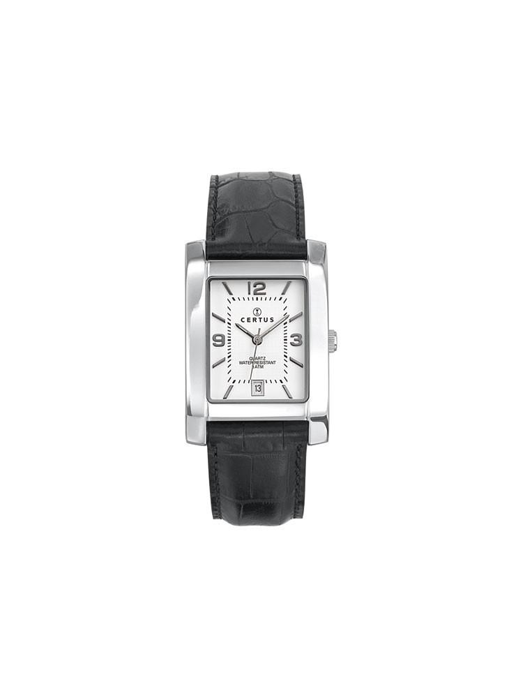 Montre Homme - Rectangulaire - Quartz - Certus 610871