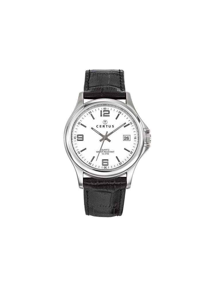 Montre Homme - Montre Bracelet cuir - Certus 610900