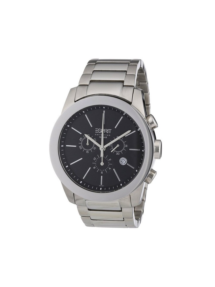 Montre homme Esprit Belos chrono black