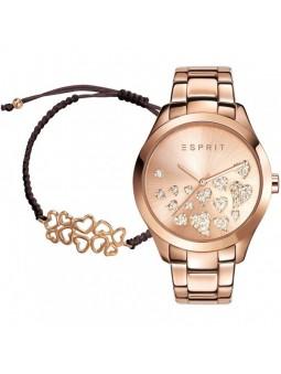 Coffret Esprit Esmee Rose Gold ES107282006
