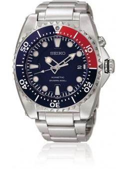 Montre Homme - Diver's Kinetic, étanche 200m - Seiko SKA369