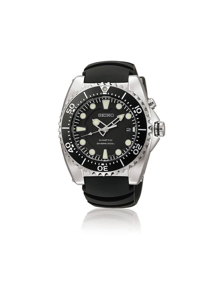 Montre Homme - Divers Kinetic, étanche 200m - Seiko SKA371-2