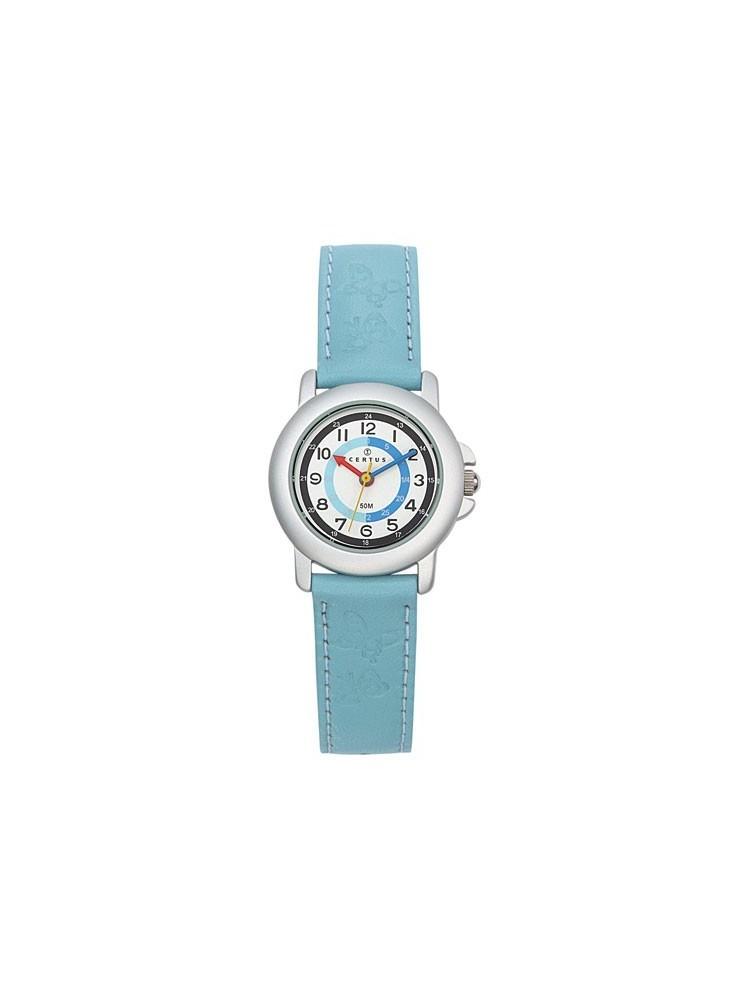 Montre Junior - Turquoise pour garçon ou fille - Certus 647427