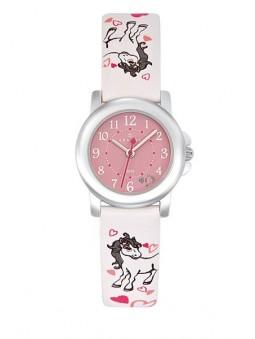 Montre Fille - Cheval et cœur rose - Certus 647526