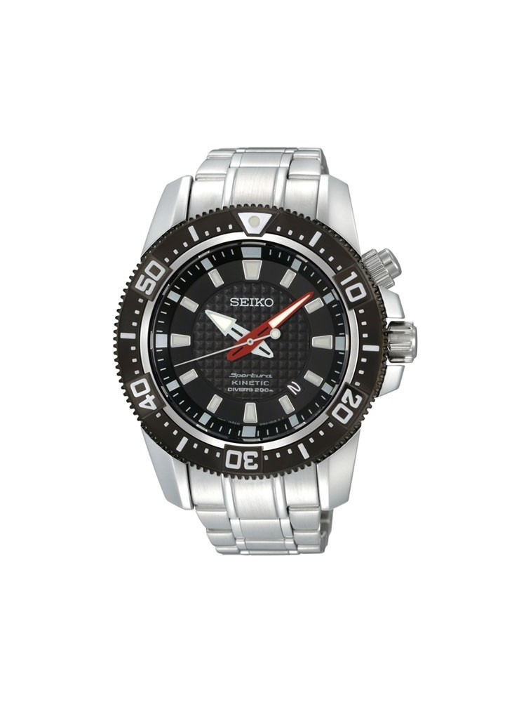 Montre Homme - Kinetic - Seiko SKA511