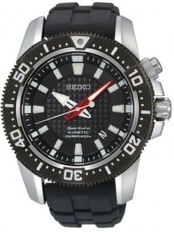 Montre Homme - Kinetic - Seiko SKA511-2