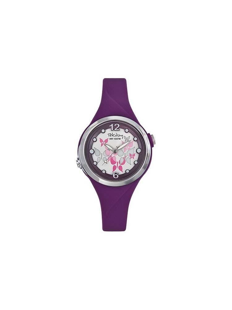 Montre Fille - papillons lumineux - Tekday 653191
