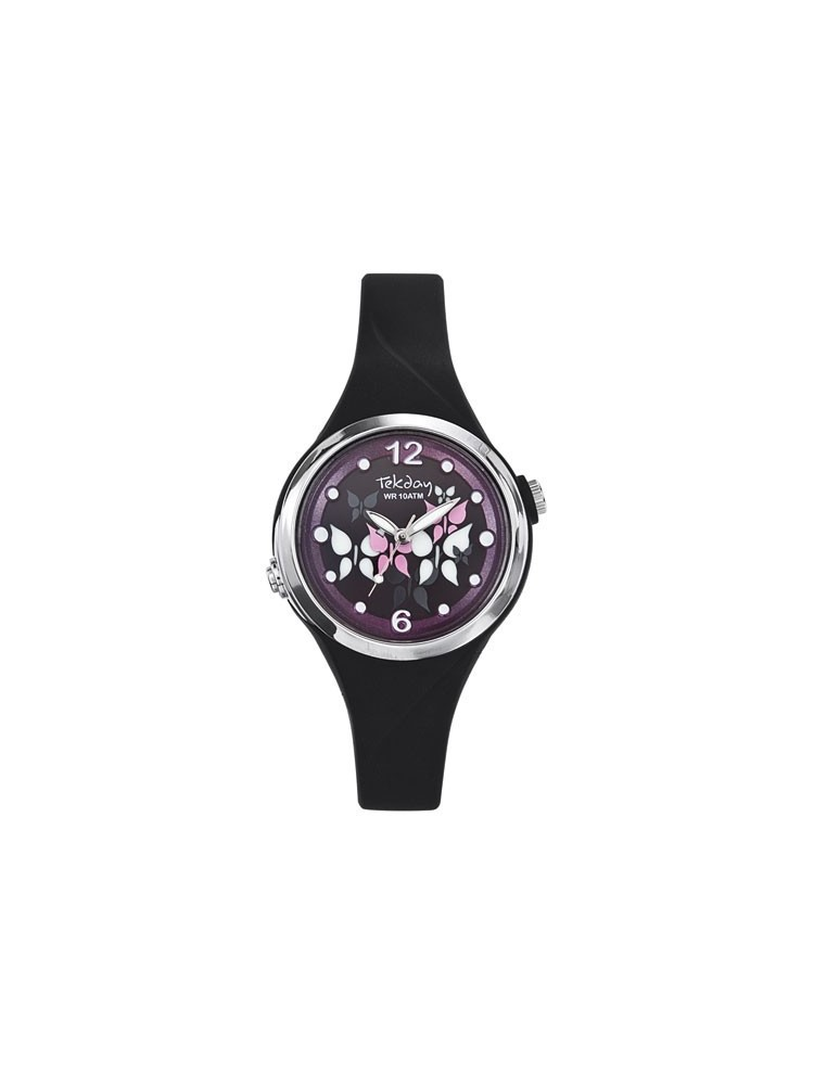 Montre Fille - papillons lumineux - Tekday 653192