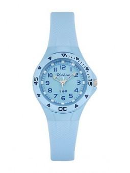 Montre Enfant - bleue et étanche - Tekday 653636