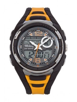 Montre Homme - double affichage - Tekday 655014