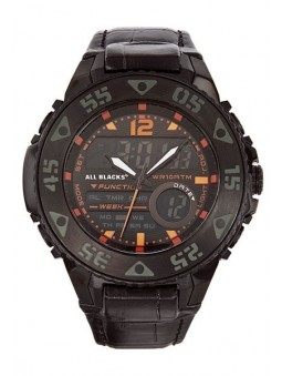 Montre homme All Blacks multi-fonctions