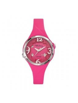 Montre rose pour fille - Tekday 653209