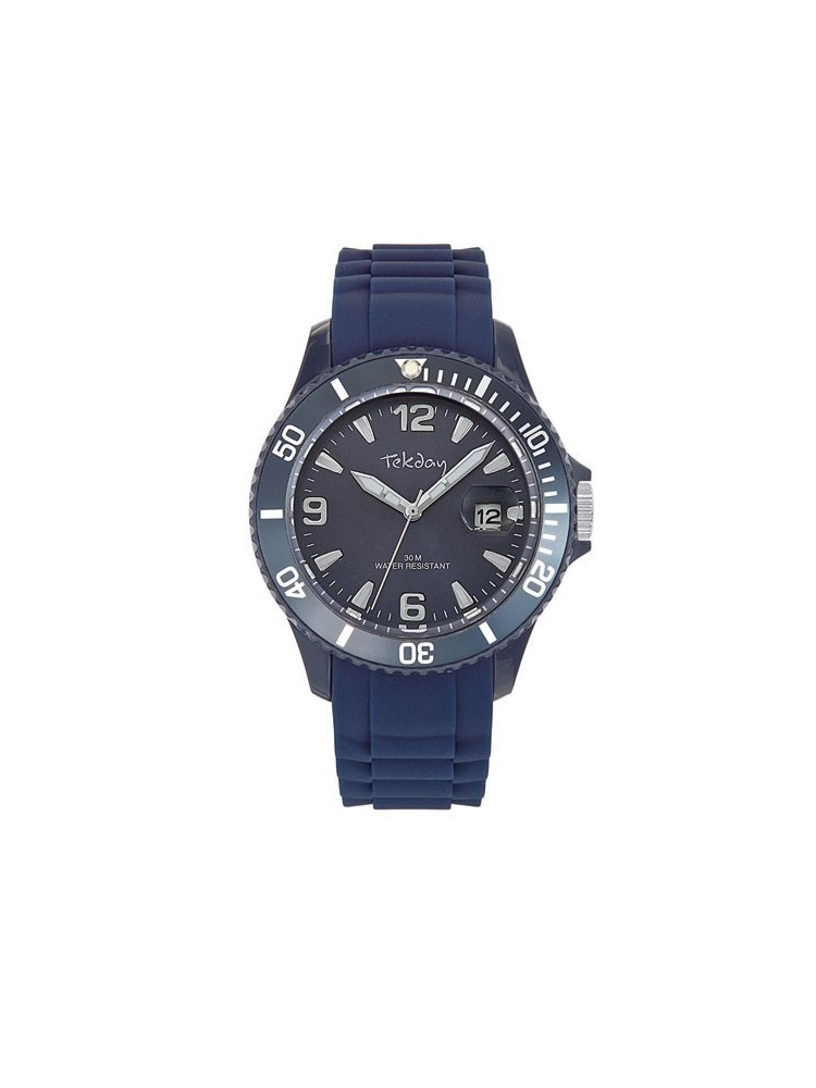 Montre Homme silicone - Tekday 652900
