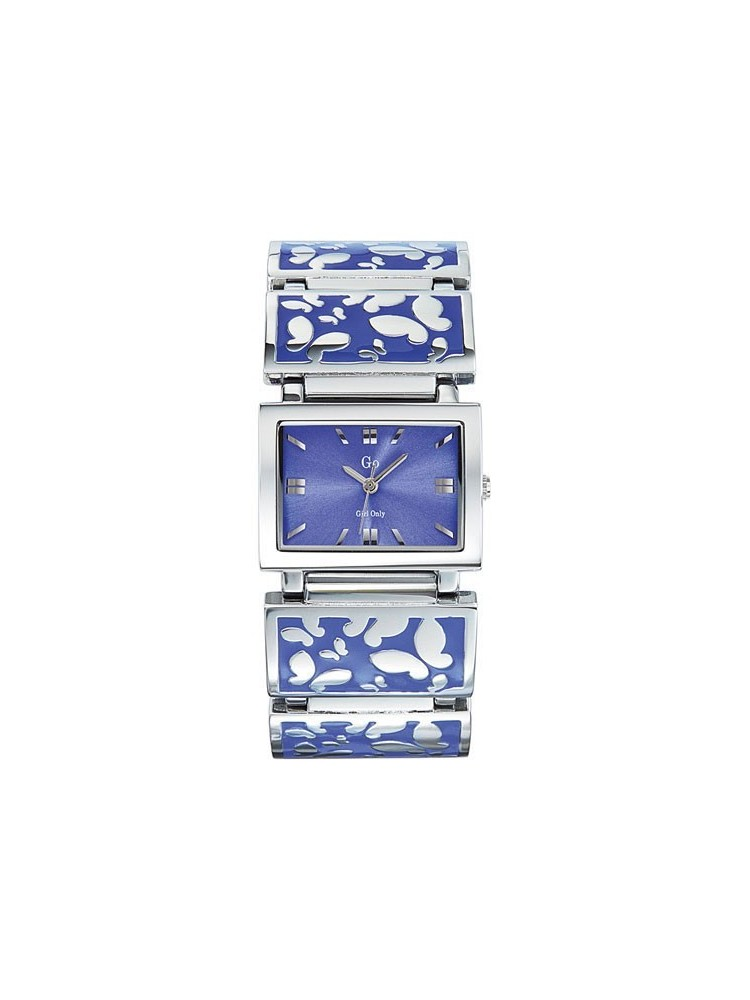 Montre Femme - papillons bleus - Go 694639