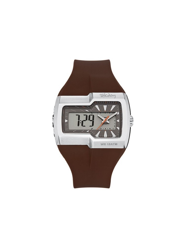 Montre homme double affichage - Tekday 655676