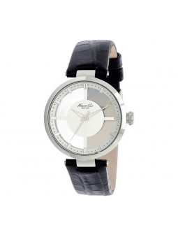 Montre femme Kenneth Cole cadran transparent
