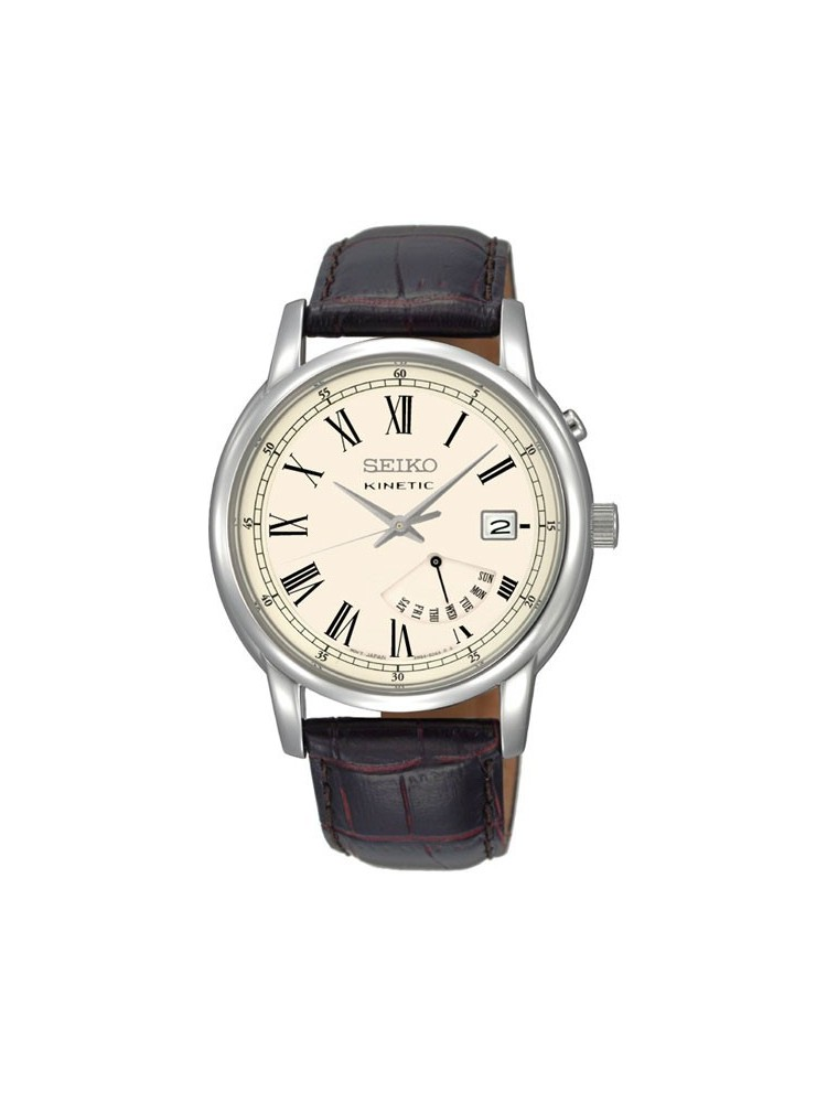Montre Homme - Kinetic - Seiko SRN033