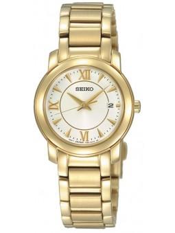 Montre Femme Seiko SXDC22 dorée