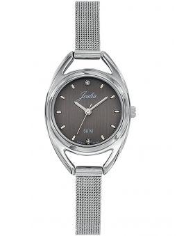 Montre femme Certus Joalia argentée bracelet milanais