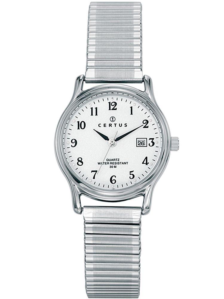 Montre Certus bracelet métal extensible