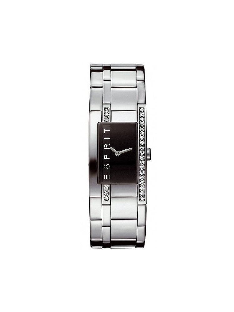 Montre femme ESPRIT black Houston strass - ES000M02017