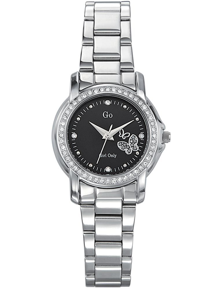 Montre GO Girl Only papillon argent
