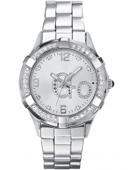 Montre femme Girl Only inscription GO