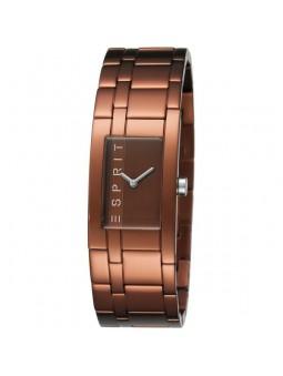 Montre femme ESPRIT Houston aluminium brown - ES105892009