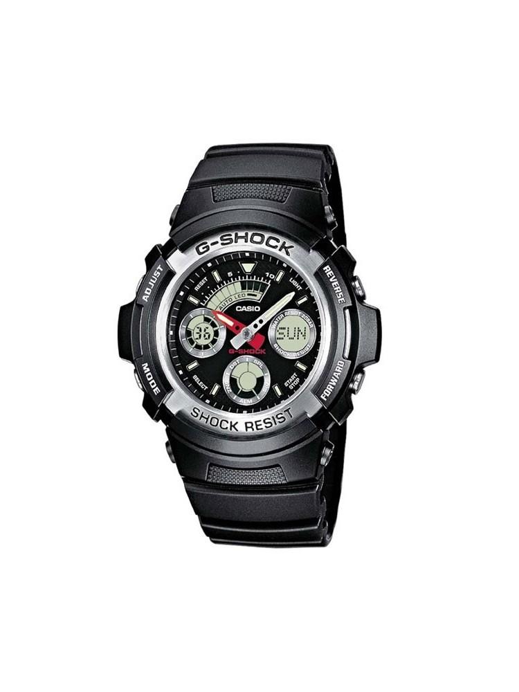 Montre homme G-Shock CASIO G-Classique - AW-590-1AER