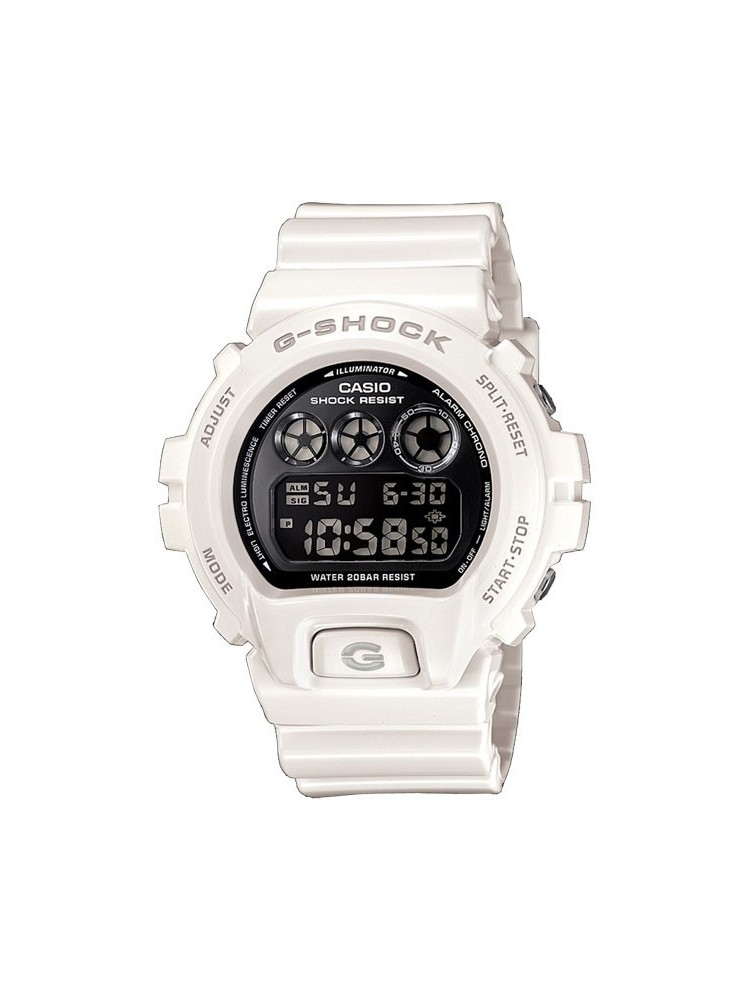montre homme g shock dw 6900nb 7er illuminator. Black Bedroom Furniture Sets. Home Design Ideas