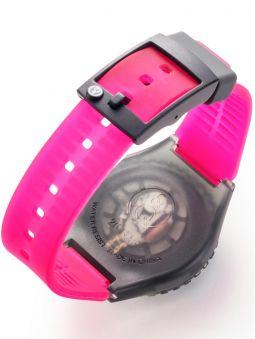 Montre Q&Q solaire bracelet rose