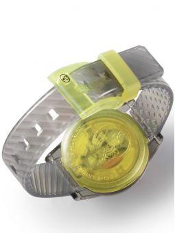 Montre enfant Q&Q solaire bracelet gris