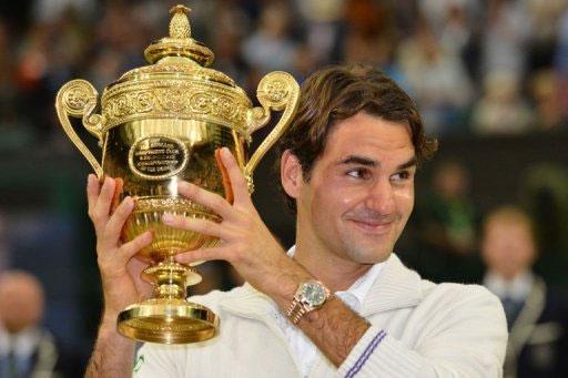 Montre Rolex Roger Federer